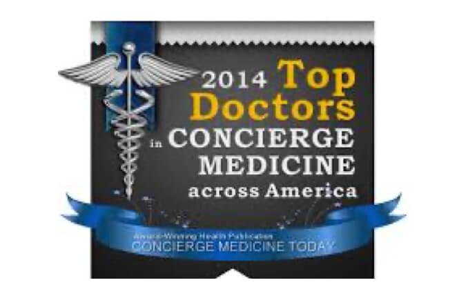 Top Doctors in Concierge Medicine